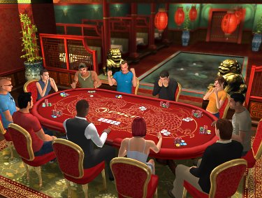 table pkr poker